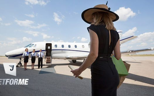 jetforme özel jet kiralama platformu