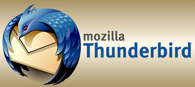 mozilla thunderbird email programı
