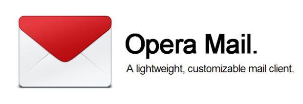 opera email uygulaması