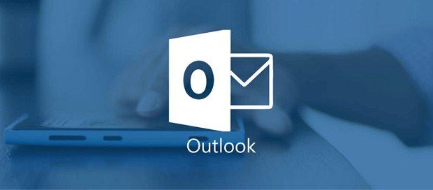 microsoft outlook mail programı