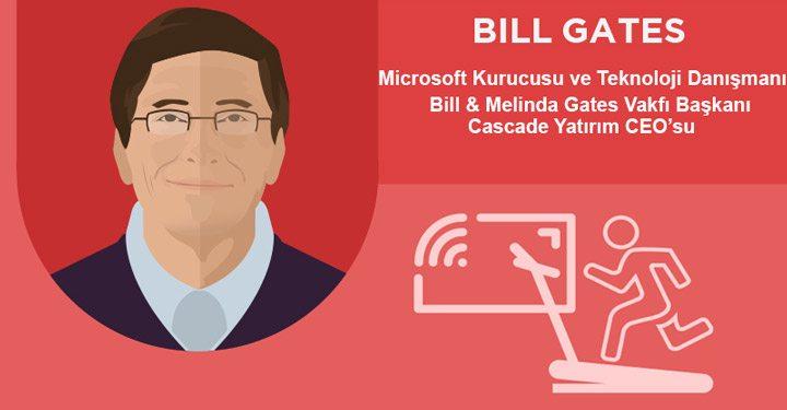 Bill Gates sabah rutini