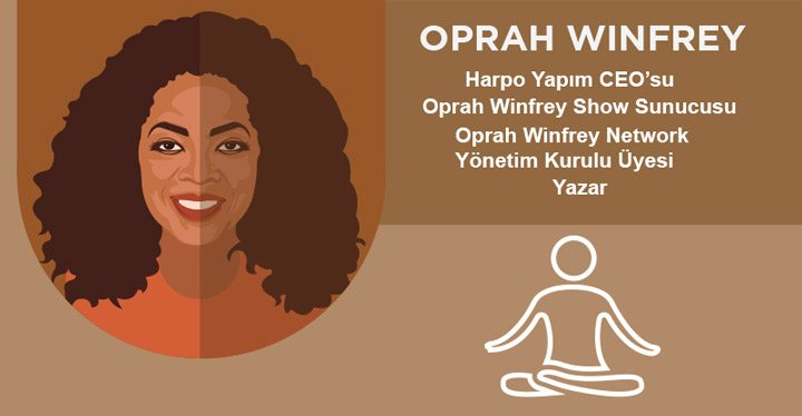 Oprah Winfrey sabah rutini