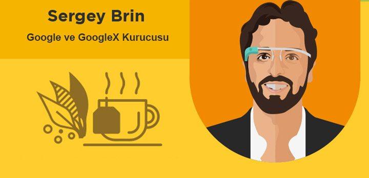 Sergey Brin sabah rutini
