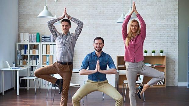 ofis egzersizleri resimli anlatımı