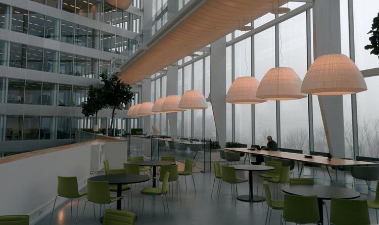 Cam Ofis Tasarımları