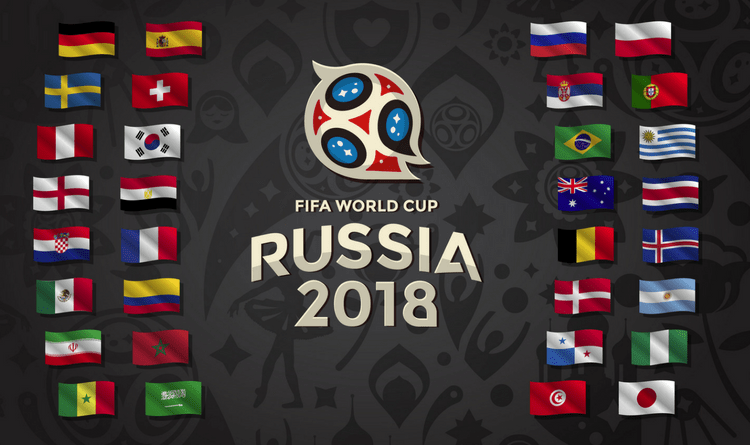 2018 FIFA World Cup Rusya
