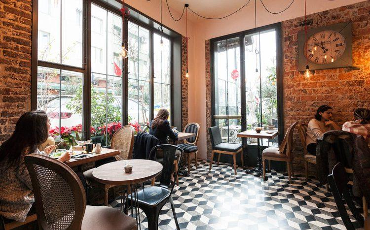 Minoa Cafe Akaretler