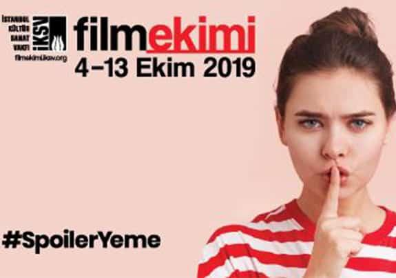 Ekim Ayı Sanat Etkinlikleri - İstanbul Sanat Etkinlikleri - Film Ekimi