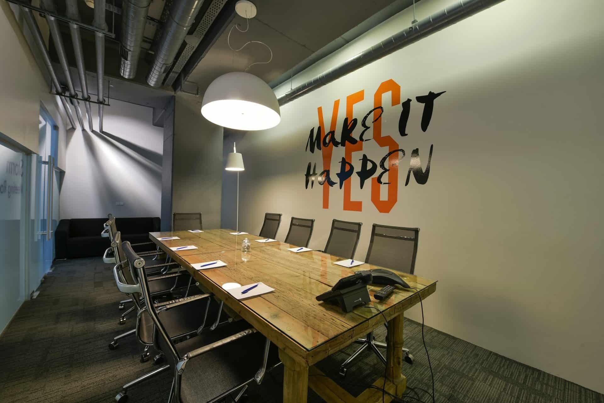 Önemli Toplantılarınız için Modern Toplantı Odaları